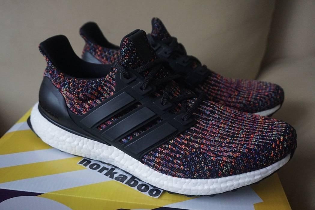 8c5d7898e15b7 Adidas Adidas Ultra Boost 3.0 LTD Multi Color CG3004 Size 10.5 - Low ...