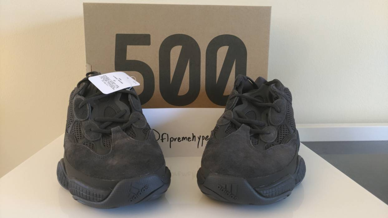 233d38dc2 Yeezy Boost Yeezy 500 Utility black Size 11 - Low-Top Sneakers for ...