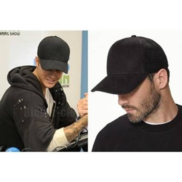 James Perse Justin Bieber Trucker Hat JP Size one size - Hats for ... 109e31bb9bb