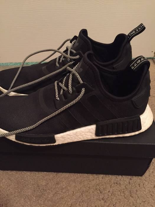 9689142bb8cd Adidas NMD R1 Black Reflective Size 11 - Low-Top Sneakers for Sale ...