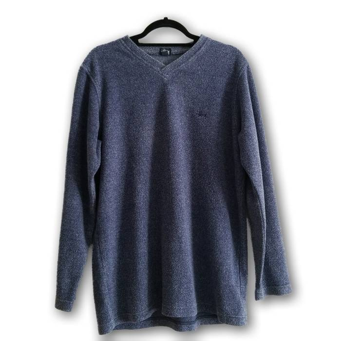 Stussy Last Drop Before Delete Vintage Stussy Sweater Made In Usa