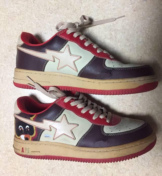 9209cef2511 ... Bape Bape X Kanye west shoes bapesta Size US 9.5 EU 42-43 - ...