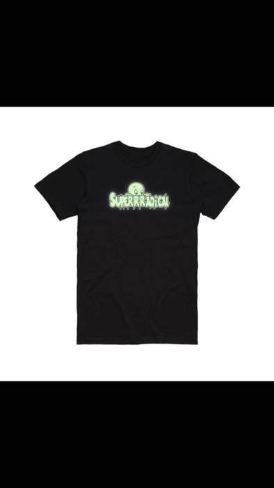 f114a3ed841 Superrradical Casper Glow In The Dark Tee Size l - Short Sleeve T ...