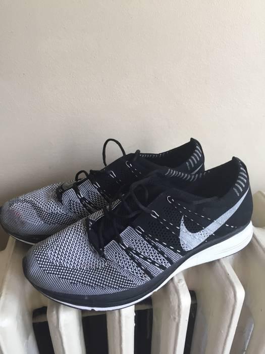 caa4ec633c58d Nike Flyknit Trainer Black Size 9.5 - Low-Top Sneakers for Sale ...