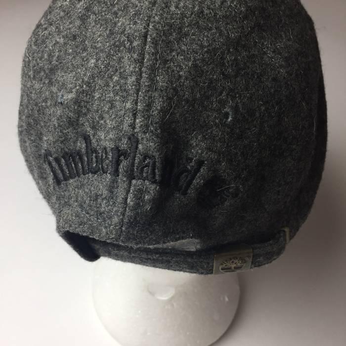6367a8d7e8e Timberland VIntage Timberland Logo Wool Strap Back Hat Cap Weathergear Gray  Size ONE SIZE - 1