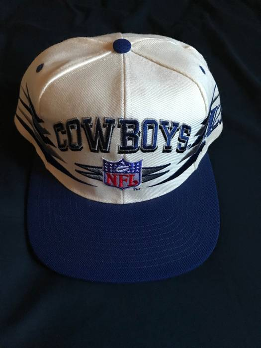 b38d0ccc6964ca ... coupon for pro line. vintage dallas cowboys snapback hat 83a92 bb623