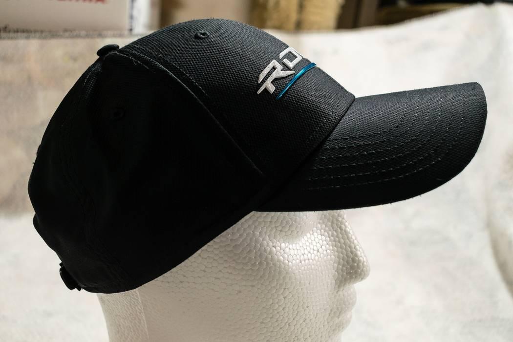 Callaway Rogue x Callaway Black Velcro One-Size Golf Cap Size ONE SIZE - 7 7e2851032b9