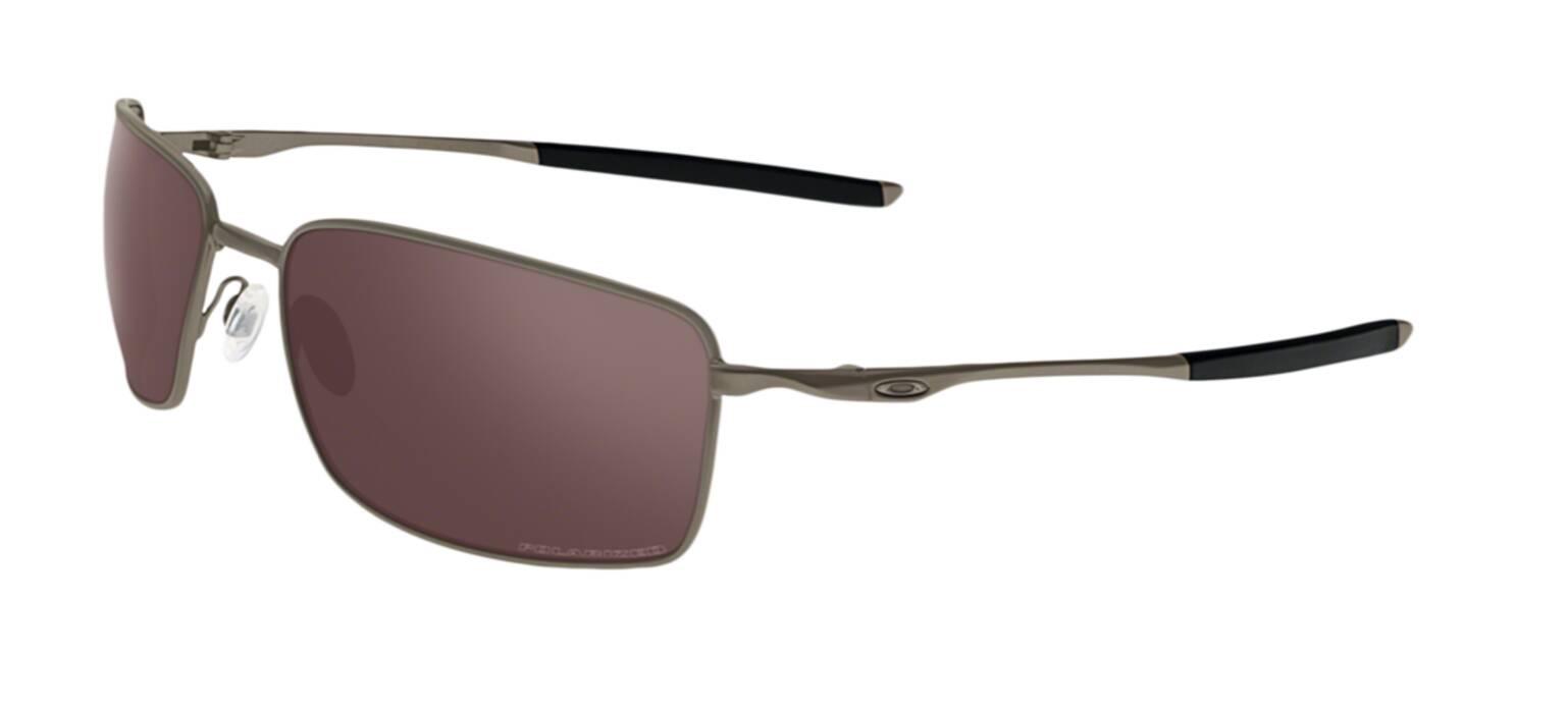 919ea6cb162 Oakley Oakley Men s Ti Square Wire Polarized Iridium Sunglasses Size ...
