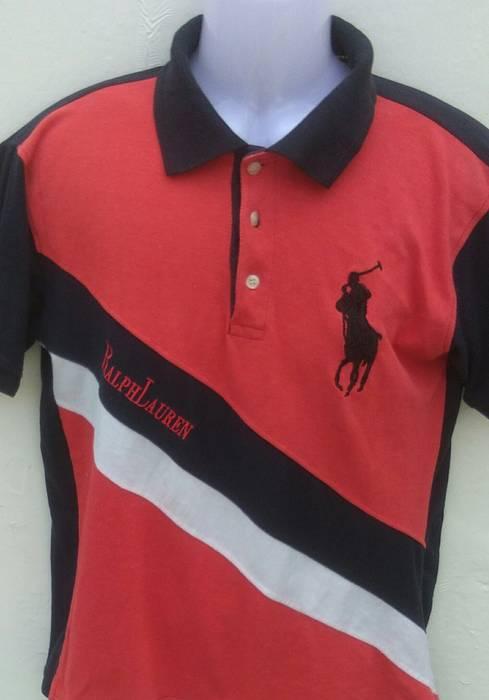 Ralph Lauren Polo Ralph Lauren Us Polo Assn Collar T Shirt Big Horse