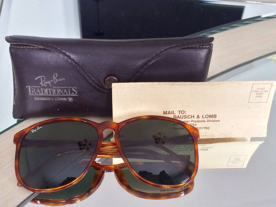 a3ad8ecb371 RayBan. Vintage Ray Ban Bausch And Lomb