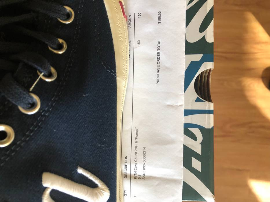 f00bcbbb2fcc80 Kith Nyc Kith x Coca Cola Converse France Size 9.5 - Hi-Top Sneakers ...