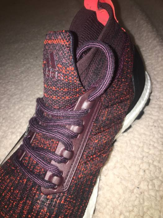 2ebcc2ac0 Adidas Ultraboost All Terrain Dark Burgundy Size US 9   EU 42 - 10
