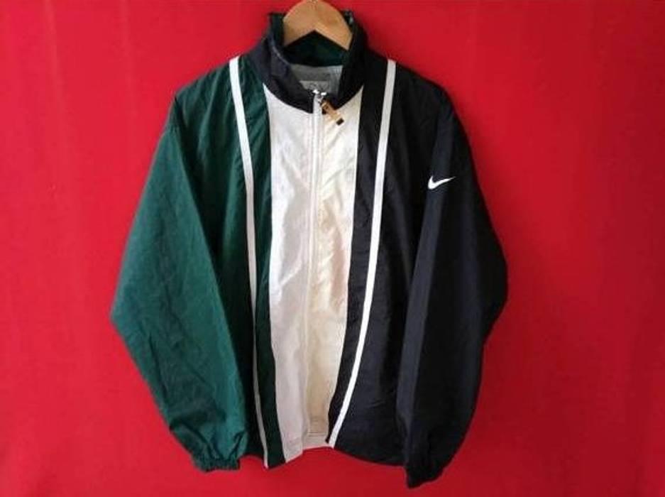 15d397765b Nike vintage nike swoosh windbreaker multicolour medium mens size ...