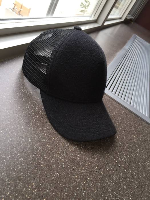 8d35915ccbf James Perse James Perse Double Face Knit Trucker Hat Size one size ...