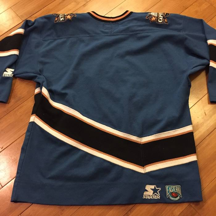 Vintage Vintage Washington Capitals Hockey Jersey 90s Size L   XL Size US L    EU 51c4449d6