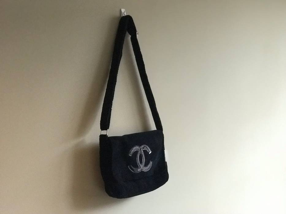 4e39d38ab624 Chanel Chanel Fluffy VIP Side Bag Size one size - Bags   Luggage for ...