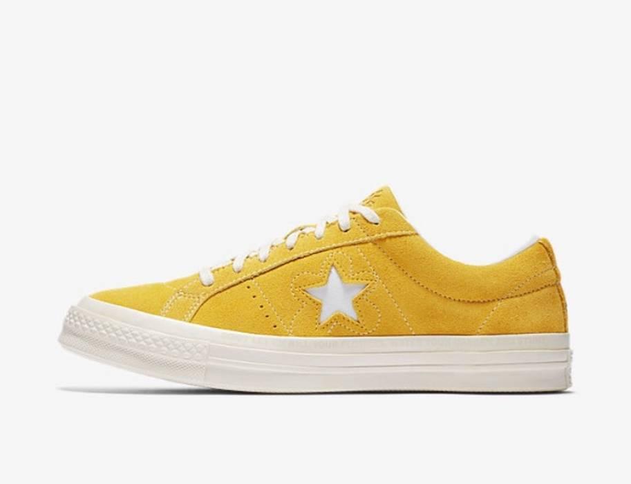 616f378bcec6 Converse One Star Golf Le Fleur Sulphur Size 10 - Low-Top Sneakers ...