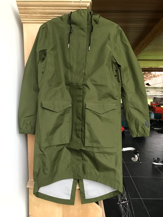761ae5376a76 Nike Nike NikeLab Women s Essentials Storm-fit Parka Legion Green Size  Small Size US S