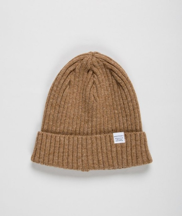 ac154bbdac0 Norse Projects Merino top beanie Size one size - Hats for Sale - Grailed