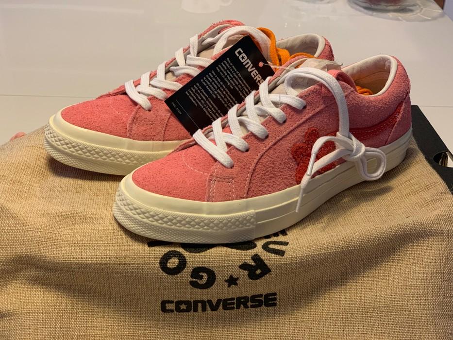 7ec9a3db8b1f4c Converse Golf Le Fleur x Converse Paradise Pink Size US 5   EU 37 - 2