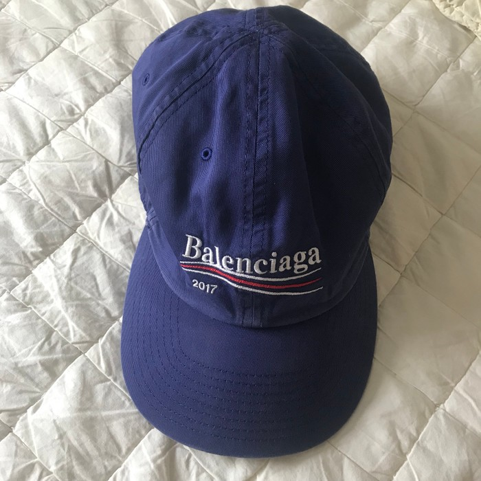 45c5fa9fea218 Balenciaga Bernie Sanders Hat Size one size - Hats for Sale - Grailed