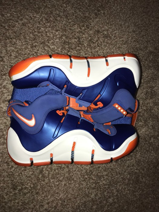 "475b1816f4f5 Nike Zoom Lebron 4 ""Birthday"" Size 10.5 - Hi-Top Sneakers for Sale ..."