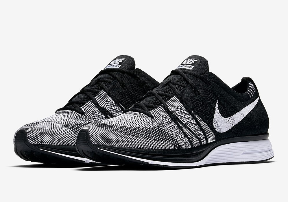 cccd62b96be4 Nike Flyknit Trainer QS