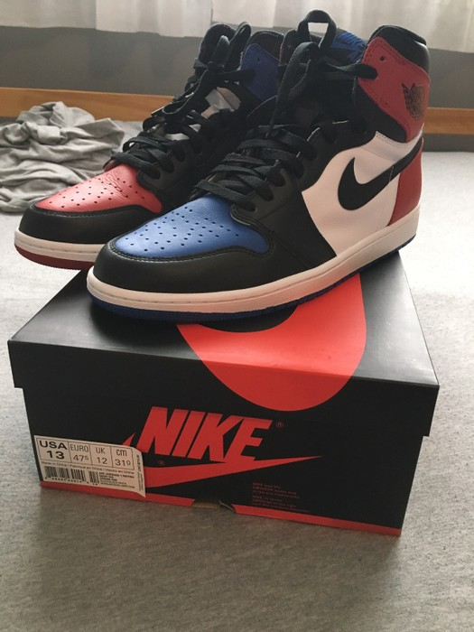 a687ec60f5afbd Jordan Brand Air Jordan 1   Top 3   Used Size 13 - Hi-Top Sneakers ...