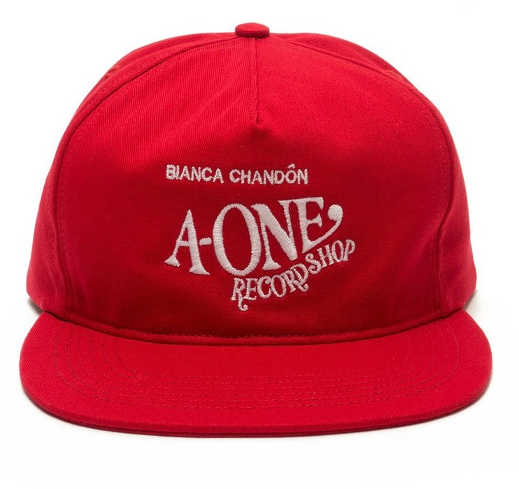 c7c00399017f3 Bianca Chandon BIANCA CHANDÔN x A-ONE RECORD SHOP HAT Size one size ...