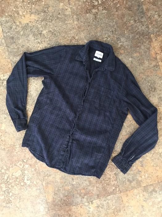 45b3efa1574 Norse Projects Anton Cotton Linen Button Up Shirt Size US L   EU 52-54