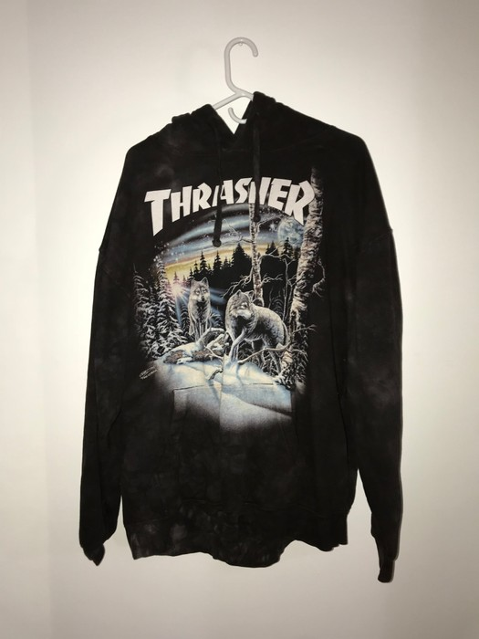 15212d633dec Thrasher 13 wolves Size xl - Sweatshirts   Hoodies for Sale - Grailed