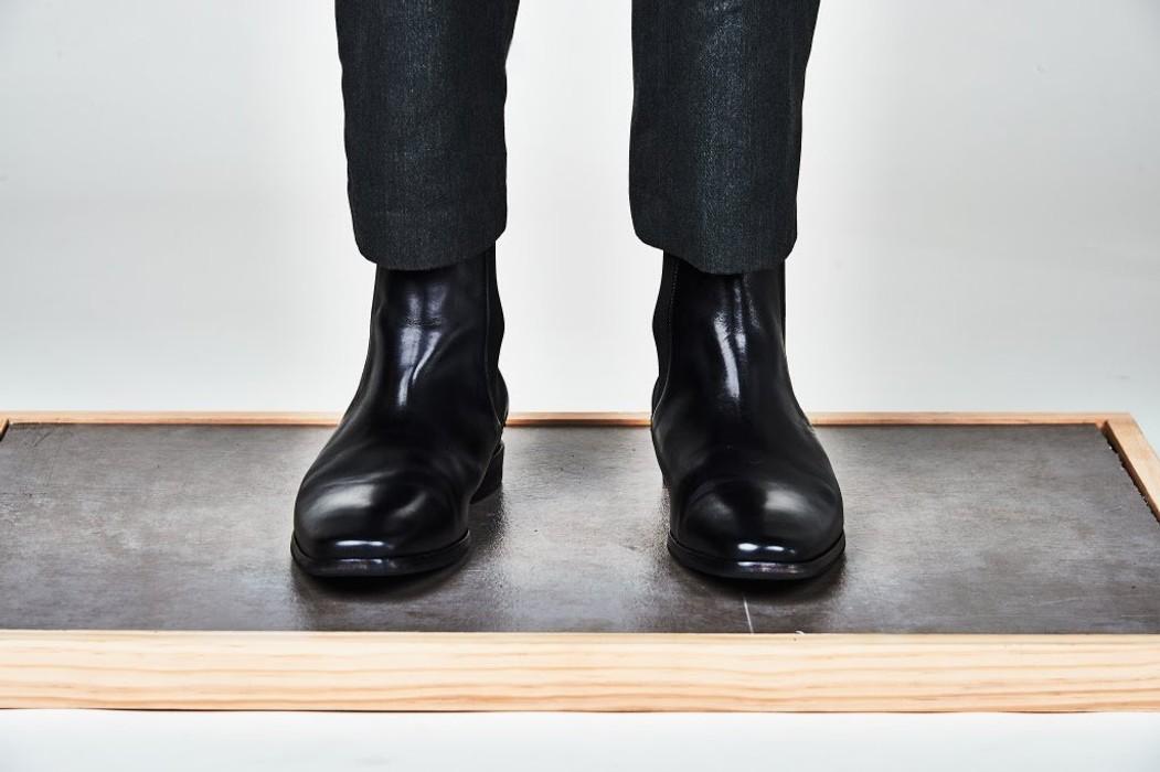 72799e603684d2 Wolf   Shepherd Chelsea Blitz Onyx Black Size 10.5 - Boots for Sale ...