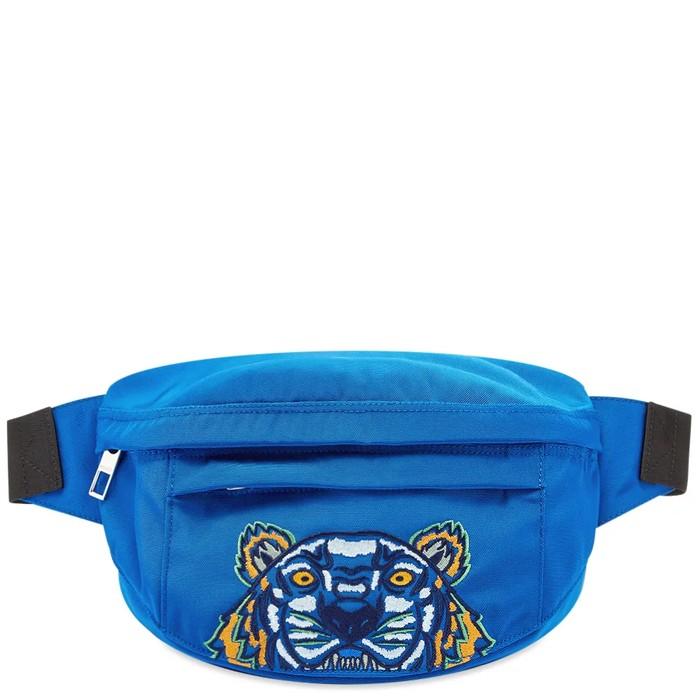 463f0e7ffa Kenzo BLUE Kenzo Waist Bag Bum Bag   Belt Bag   Man Bag   Crossbody Bag   Sling  Bag   Pouch   Hip ...