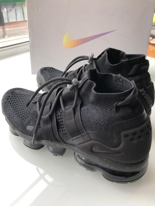 271c02d40c6 Nike Vapormax Utility Black Size 8 - Hi-Top Sneakers for Sale - Grailed