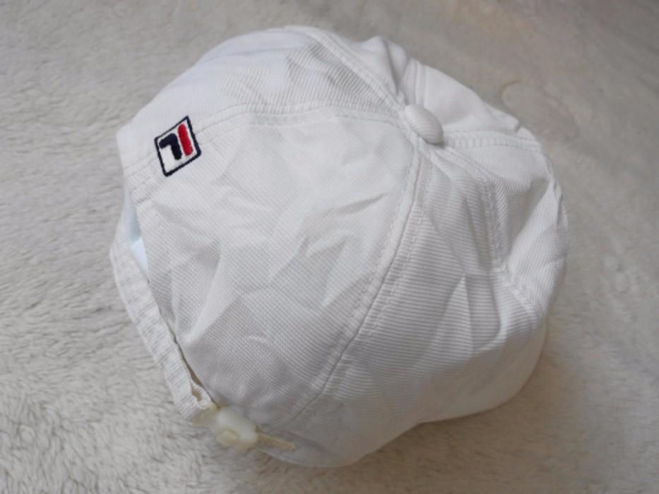 9be616d821c Fila AUTHENTIC Fila Cap Classic rare adjustable urban casual hip hop rap  streetwear hat cap free