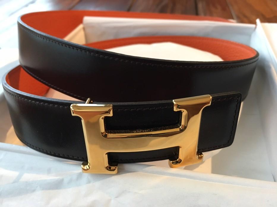 ce2fade588d1 Hermes. Classic H Belt