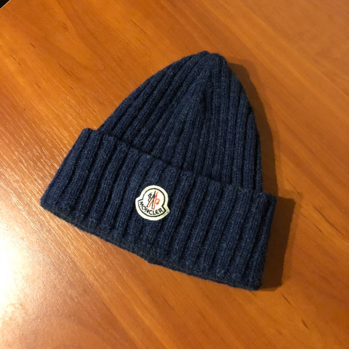 592578a9d16 Moncler Moncler Berretto Wool Hat Size one size - Hats for Sale ...