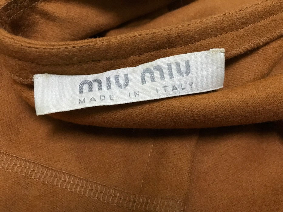 b6d660f36fc4 Miu Miu vintage miu miu made in italy long sleeve jacket Size US S   EU
