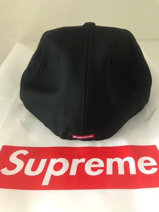 e1a65f1c01d Supreme Supreme Classic Script New Era 7 3 8 Size one size - Hats ...