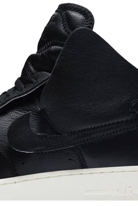 cheaper 1c0c7 6b512 Nike PSNY AF1 Hi-Lo Black Size US 10   EU 43 - 10
