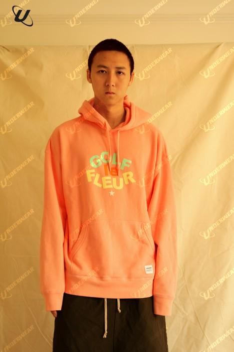 0aa52046f7fa Converse Golf Le Fleur Pink Hoodie Size l - Sweatshirts   Hoodies ...
