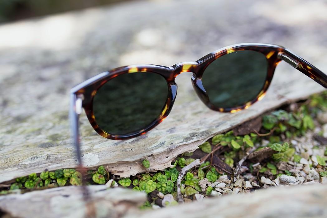 9c0241e5fe Kent Wang Tortoiseshell Sunglasses Keyhole 47mm Size one size ...