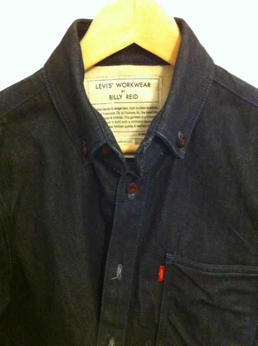 eea25fe8b9 Billy Reid Denim Work-Wear Shirt Size s - Shirts (Button Ups) for ...