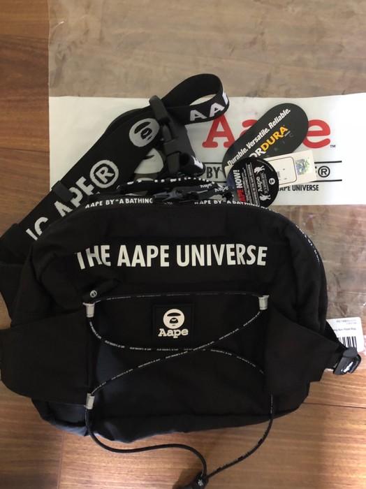 f3d196804c36 Bape Aape By Bape A Bathing Ape Waist Bag   Fanny Pack Size one size ...