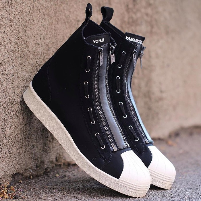 ea790e8f56677 Y-3 OG Pro Zip High Top Sneakers Size 8.5 - Hi-Top Sneakers for Sale ...