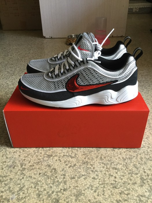 34257fcecdc24 Nike Air Zoom Spiridon Size 8.5 - Low-Top Sneakers for Sale - Grailed