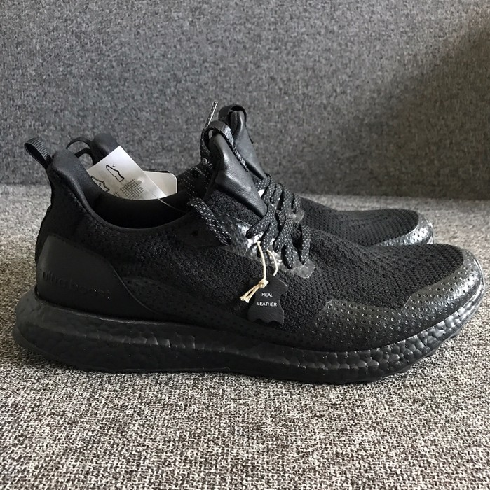 8ac068c55 Adidas New Adidas Ultra Boost X Haven Triple Black US 10 Size US 10   EU