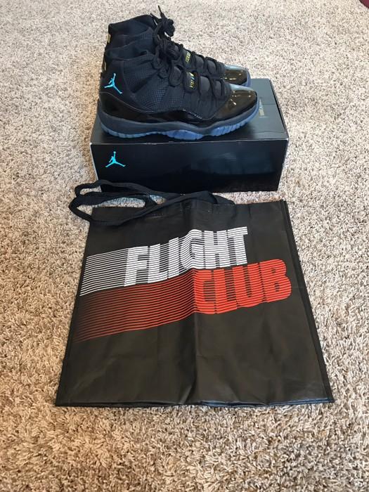 1035473893da Nike Air Jordan 11 Gamma Blue Size 12 - Hi-Top Sneakers for Sale ...