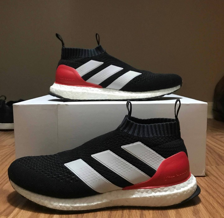 f9198d3011fa6 Adidas Ace 16+ PureControl UltraBoost Size 8 - Hi-Top Sneakers for ...