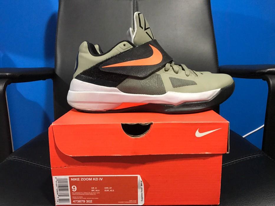 best sneakers 5d205 63005 Nike Nike KD IV
